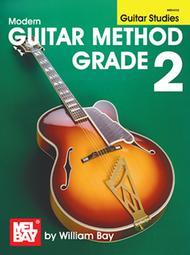 Modern Guitar Method Grade 2: Guitar Studies sheet music