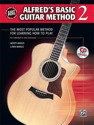Alfred's Basic Guitar Method 2 sheet music