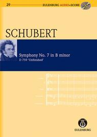 Symphony No. 8 in B Minor D 759 Unfinished Symphony sheet music