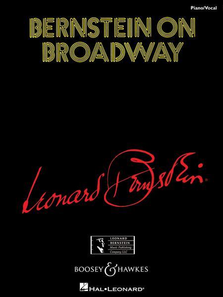 Bernstein on Broadway (Piano/Keyboard / Vocal)