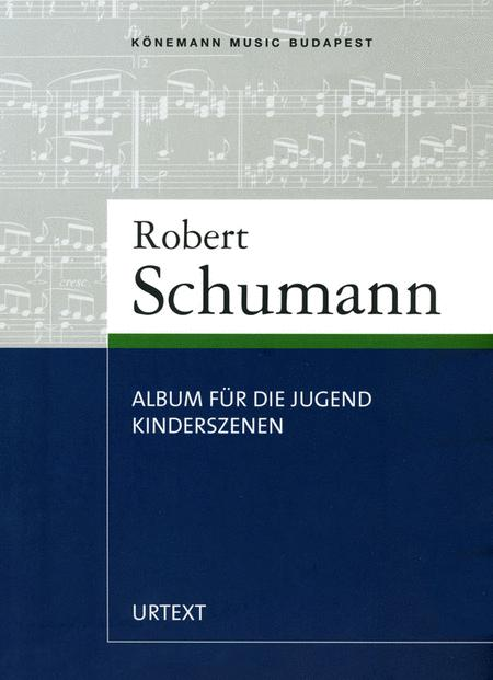Sheet music: Robert Schumann : Album For The Young/Scenes From