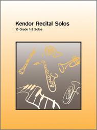 Kendor Recital Solos - Horn In F - Solo Book with CD