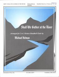 Shall We Gather at the River sheet music