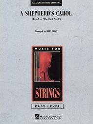 A Shepherd's Carol sheet music