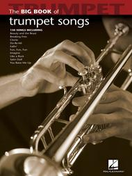 Big Book of Trumpet Songs sheet music