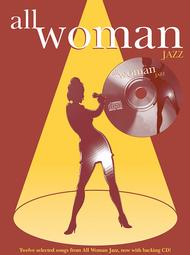 All Woman Jazz (book/CD)