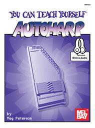 You Can Teach Yourself Autoharp - Book/CD