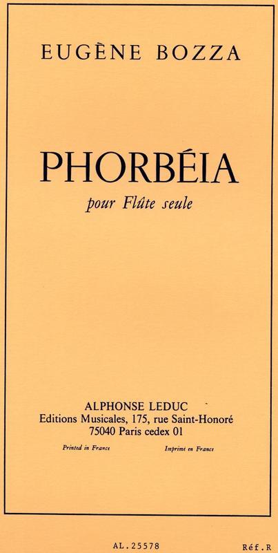Partitions Phorbeia Fl 251 Te Traversi 232 Re