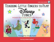 Teaching Little Fingers to Play Disney Tunes (Bk/Audio)