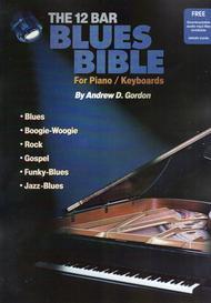 Andrew D. Gordon  Sheet Music 12 Bar Blues Bible Song Lyrics Guitar Tabs Piano Music Notes Songbook