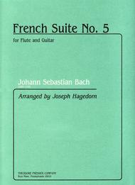 French Suite No. 5