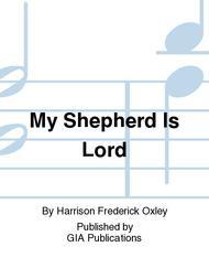 My Shepherd Is Lord sheet music