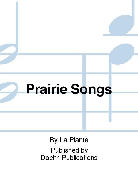 Sheet music: Prairie Songs (Concert band)