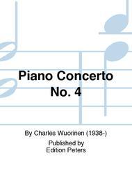 Fourth Piano Concerto sheet music