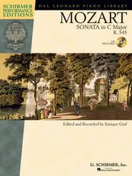 Mozart - Sonata in C Major, K. 545, Sonata Facile