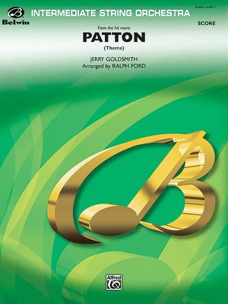 Patton (Theme) (Score only)