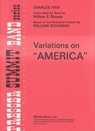 Variations On 'America' for Band