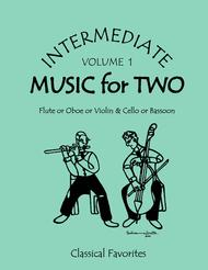 Intermediate Music for Two, Volume 1