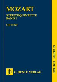 String Quintets - Volume I