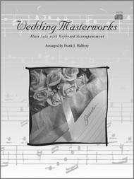 Wedding Masterworks - Flute (Book w/CD) sheet music