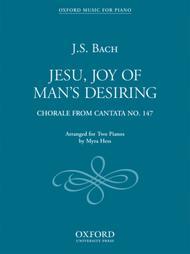 Jesu, Joy of Man's Desiring: Jesu, Joy of Man's Desiring