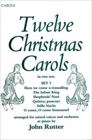 Twelve Christmas Carols Set 1 sheet music