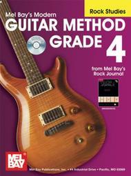 Modern Guitar Method Grade 4, Rock Studies sheet music
