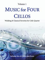 Music for Four Cellos, Volume 1 - Cello Quartets