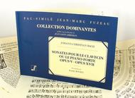 Six sonatas for the harpsichord or fortepiano, Opus V - Six sonatas for the harpsichord or fortepiano, Opus XVII