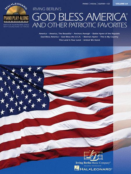 God Bless America and Other Patriotic Piano Duets Level 4 Hal Leonard Student