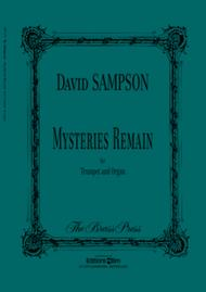 Mysteries Remain sheet music