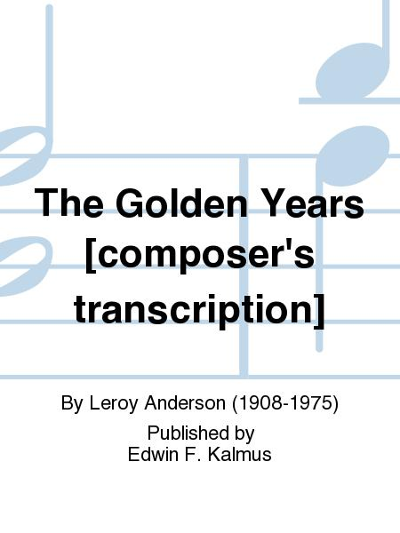 leroy anderson the typewriter score pdf