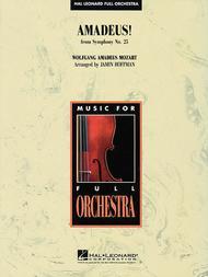 Amadeus! (from Symphony No. 25)