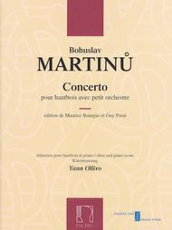Oboe Concerto (ed. Borgue/Porat)