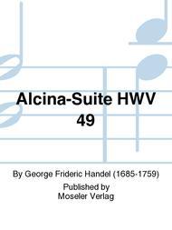 Alcina-Suite HWV 49 sheet music