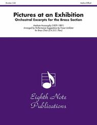 Pictures at an Exhibition: Orchestral Excerpts for the Brass Section
