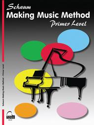 Making Music Method - Middle-C Approach sheet music