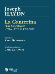 La Canterina (The Songstress)