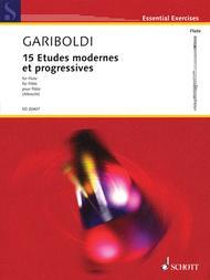 Giuseppe Gariboldi  Sheet Music 15 Etudes modernes et progressives Song Lyrics Guitar Tabs Piano Music Notes Songbook