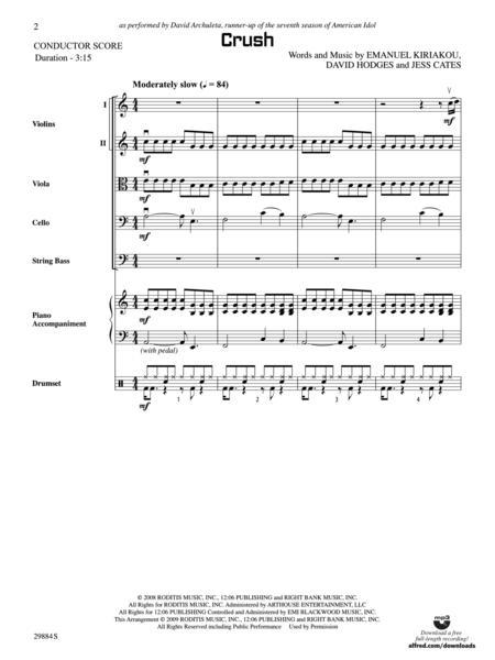 Buy David Archuleta Sheet Music Tablature Books Scores