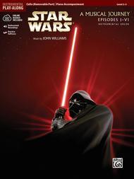 Star Wars I-VI Instrumental Solos - Cello sheet music