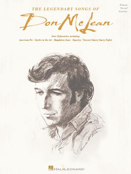 Livres de chansons Don McLean - Partition Don McLean - Tablatures ...