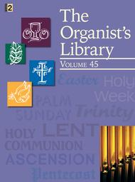 The Organist's Library, Vol. 45 sheet music