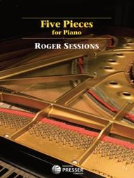 5 Pieces For Piano sheet music