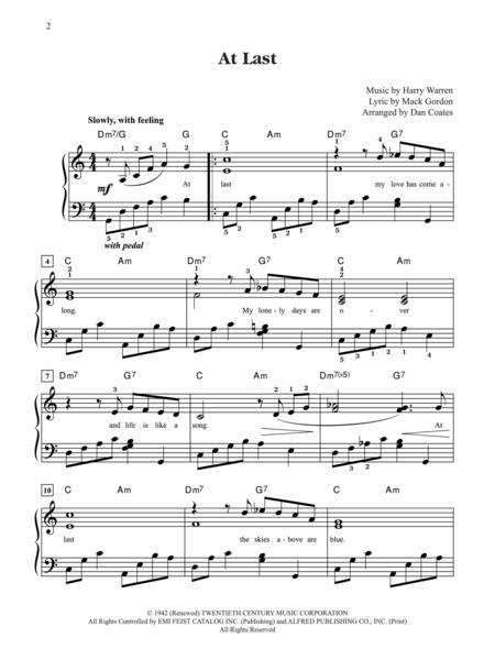at last beyonce sheet music pdf