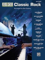Dan Coates  Sheet Music 10 for 10 Sheet Music Classic Rock Song Lyrics Guitar Tabs Piano Music Notes Songbook