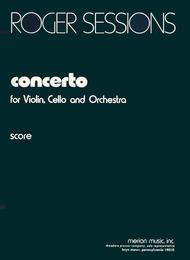 Concerto For Violin, Cello And Orchestra