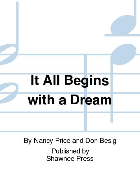 begin with a dream For more ideas you can use with your dream theme, check out the legacy project's begin and end with a dream online activity set, share the dream, and all the lifedreams literacy, motivation, and goal-setting activities.