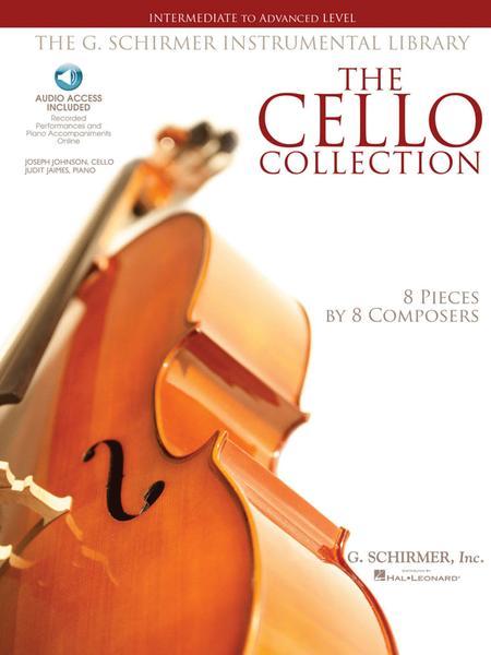 The Cello Collection - Intermediate to Advanced Level