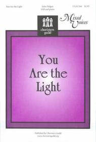 You Are the Light sheet music